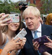 Premiärminister Boris Johnson. Geoff Pugh / TT NYHETSBYRÅN