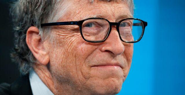 Bill Gates. Arnd Wiegmann / TT NYHETSBYRÅN
