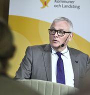 Anders Knape.  Claudio Bresciani/TT / TT NYHETSBYRÅN