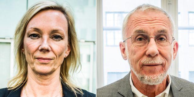Arkivbilder: Karolina Ekholm, Lars EO Svensson.  TT
