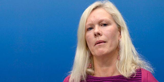 Anna Lindstedt, Sveriges tidigare ambassadör i Kina,  Leif R Jansson / TT / TT NYHETSBYRÅN