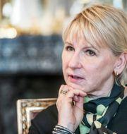 Margot Wallström.  Tomas Oneborg/SvD/TT / TT NYHETSBYRÅN