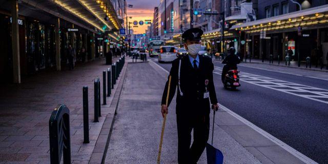 Tokyo den 21 maj. PHILIP FONG / TT NYHETSBYRÅN
