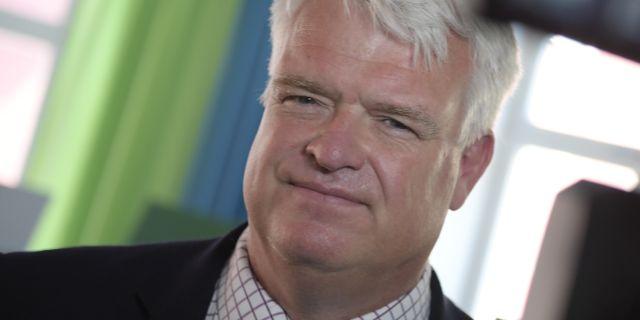 Michael Arthursson (C). Janerik Henriksson/TT / TT NYHETSBYRÅN