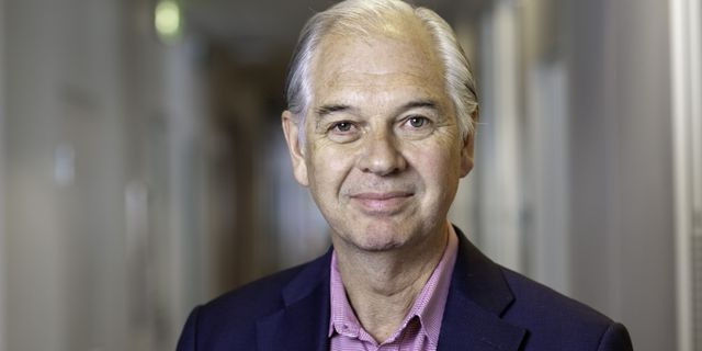 Olov Sundström. Pressbild.