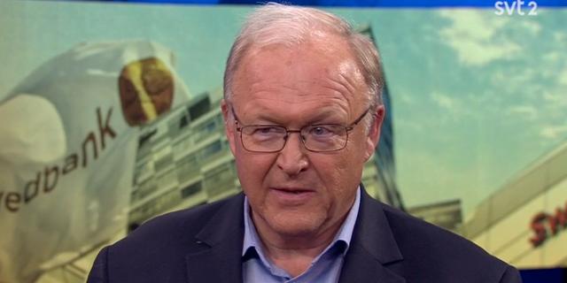 Göran Persson. SVT