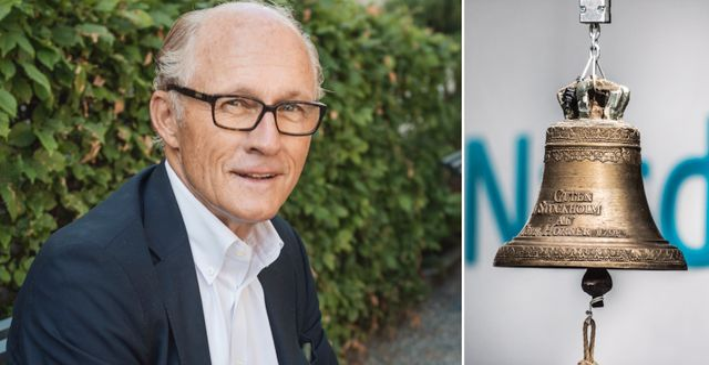 Öresunds ordförande och storägare Mats Qviberg.  TT