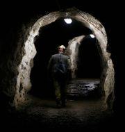 Arkiv, urangruva i Tjeckien. Petr David Josek / TT / NTB Scanpix