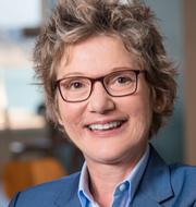 San Francisco Fed-chefen Mary Daly. Shutterstock/Pressbild