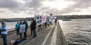 Demonstration i Göteborg till stöd för ensamkommande Micke Larsson/TT / TT NYHETSBYRÅN