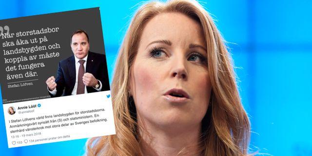 Perssons anklagelser absurda