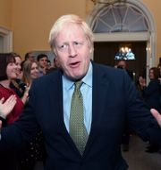 Arkivbild: Premiärminister Boris Johnson.  Stefan Rousseau / TT NYHETSBYRÅN