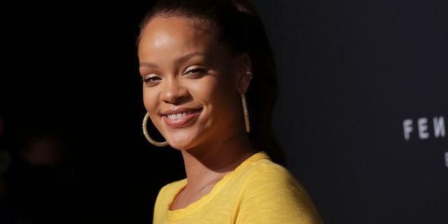 """när fyller rihanna år Rihanna i Vogue intervju om att fylla 30: """"Är lycklig""""   Omni när fyller rihanna år"""