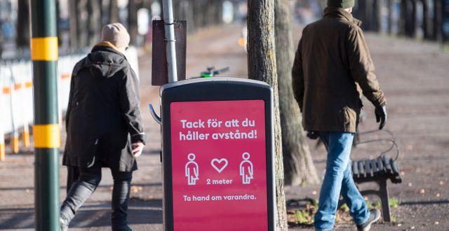 Illustrationsbild Fredrik Sandberg/TT / TT NYHETSBYRÅN