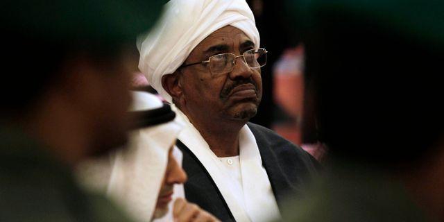 Omar Hassan al-Bashir. Hassan Ammar / TT NYHETSBYRÅN/ NTB Scanpix