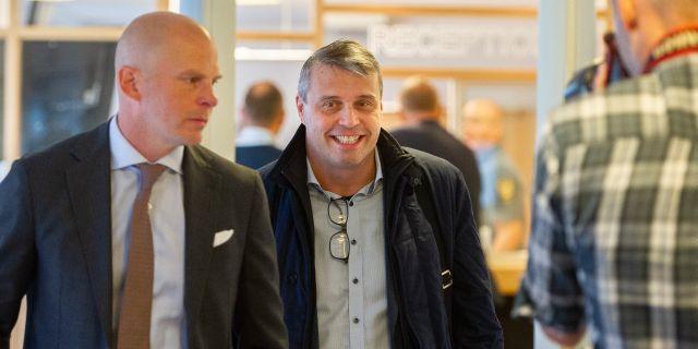Daniel Kindberg.  PÄR OLERT / BILDBYRÅN