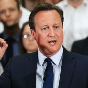 David Cameron CHRISTOPHER FURLONG / POOL