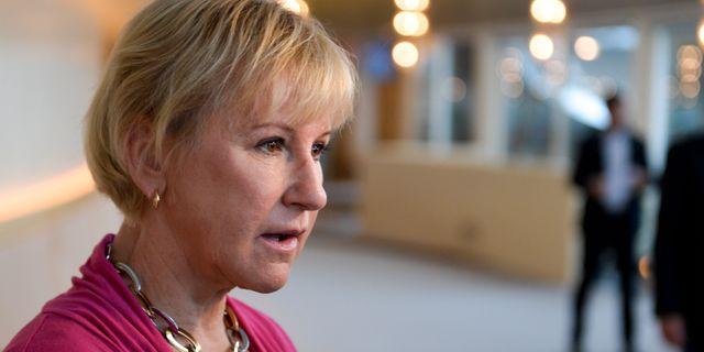 Margot Wallström Vilhelm Stokstad/TT / TT NYHETSBYRÅN