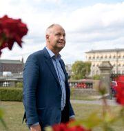 Jonas Sjöstedt.  Janerik Henriksson/TT / TT NYHETSBYRÅN