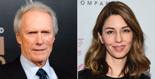 Clint Eastwood och Sofia Coppola.  TT