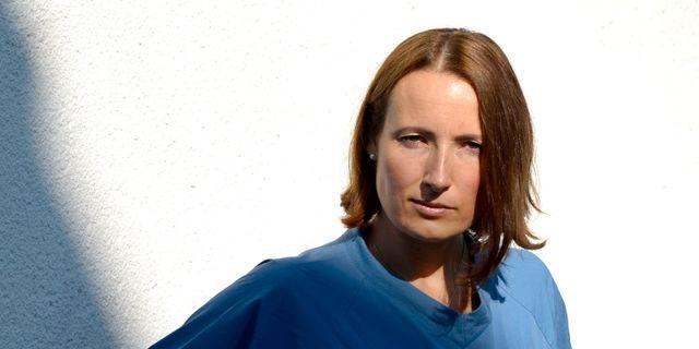 Heidi Stensmyren.  JANERIK HENRIKSSON / TT / TT NYHETSBYRÅN