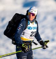 Charlotte Kalla. SIMON HASTEGÅRD / BILDBYRÅN