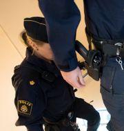 Arkivbild, poliser FREDRIK SANDBERG / TT / TT NYHETSBYRÅN