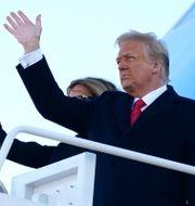 Donald Trump. Manuel Balce Ceneta / TT NYHETSBYRÅN