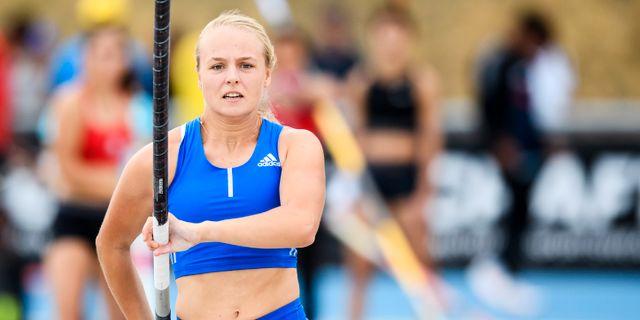 Lisa Gunnarsson. Arkivbild. Erik Simander/TT / TT NYHETSBYRÅN