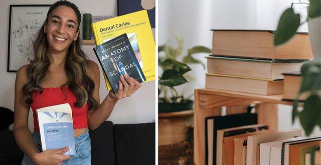 Neggi Khalessi uppskattar enkelheten med Bookis Privat/Pexels