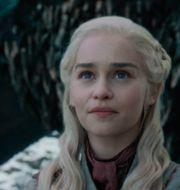 Game of Thrones är en av HBO:s succéserier.  Helen Sloan / TT NYHETSBYRÅN