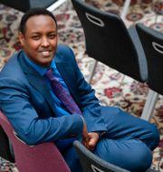 Grundaren till Järvaveckan, Ahmed Abdirahman Anders Wiklund/TT / TT NYHETSBYRÅN