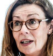 Swedbanks tidigare vd Birgitte Bonnesen.  Lars Pehrson/SvD/TT / TT NYHETSBYRÅN