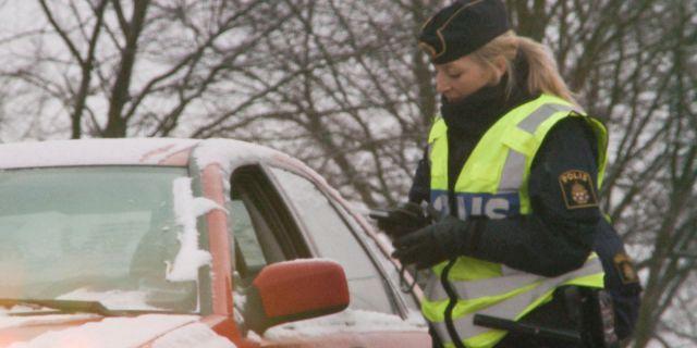 Rattfylleristen kan straffas hårdare enligt förslaget. ANNA ERIKSSON / TT / TT NYHETSBYRÅN