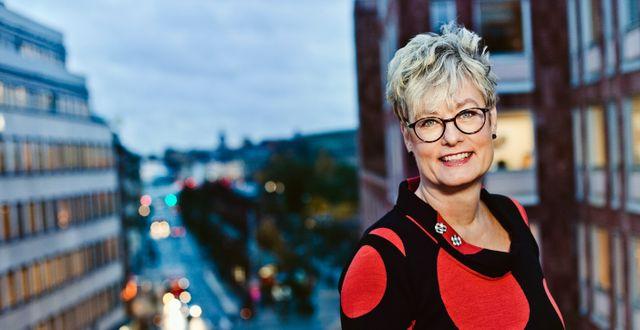 Marie Linder Hyresgästföreningen