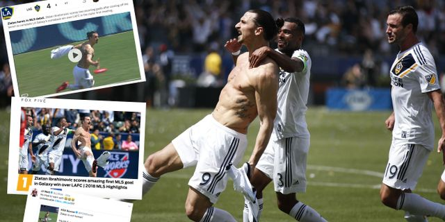 Zlatan tros starta i morgondagens derby