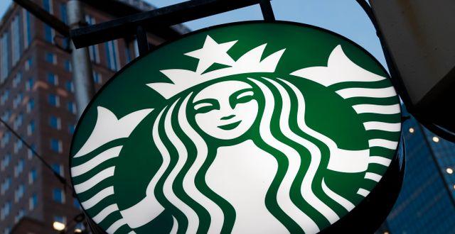 Starbucks Gene J. Puskar / TT NYHETSBYRÅN
