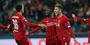 Liverpool firar. PATRICK STEINER / BILDBYRÅN