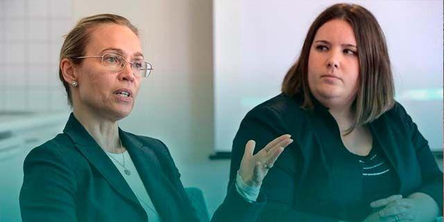 """""""Den fråga som upprör företagsledarna mest är den nästintill obefintliga möjligheten att avsluta anställningar av personliga skäl"""", säger sociologen Lotta Stern. Foto: Anders Wiklund/TT"""