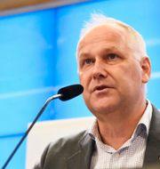Jonas Sjöstedt, Vänsterpartiets ledare. Thommy Tengborg/TT / TT NYHETSBYRÅN