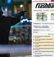 Arkivbild, polis/Flashback TT