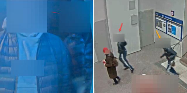 Bilder ur polisens förundersökning Polisens förundersökning
