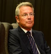 Björn Rosengren, ABB:s vd.  Jonas Ekströmer/TT / TT NYHETSBYRÅN