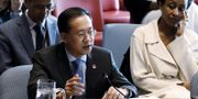 Ma Zhaoxu, vice utrikesminister. TT.