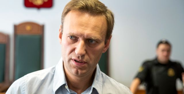 Aleksej Navalnyj. Pavel Golovkin / TT NYHETSBYRÅN/ NTB Scanpix