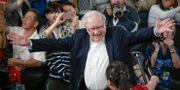 Warren Buffett i maj 2017. Nati Harnik / TT / NTB Scanpix