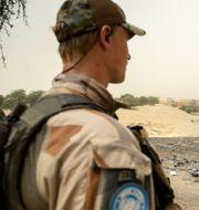 Den svenska styrkan lyder under FN:s insats i Mali, Minusma/Arkivbild Henrik Montgomery/TT / TT NYHETSBYRÅN