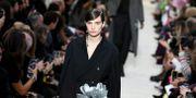 Paris fashion week i mars. Piroschka Van De Wouw / TT NYHETSBYRÅN