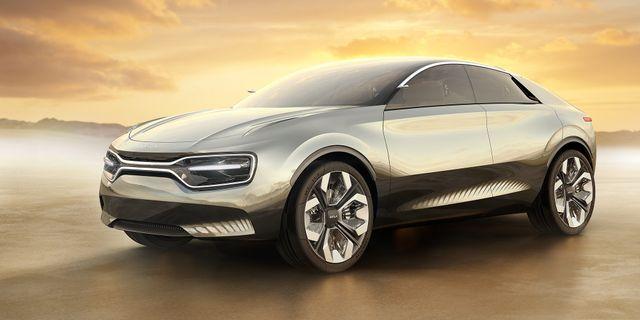 Imagine by Kia visar hur Kia vill fortsätta att utveckla bilmodeller i den elektrifierade bilvärlden.