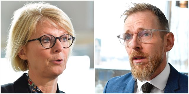 Elisabeth Svantesson/Jakob Forssmed TT